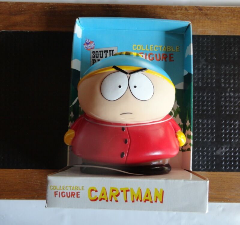 SOUTH PARK CARTMAN FIGURINE - NEW CONDITION