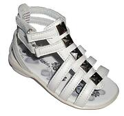 Jewelled Gladiator Sandals