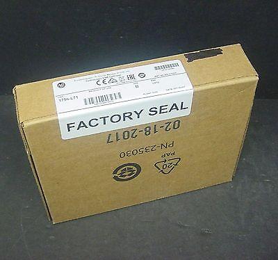 2017 New Sealed 1756-L71 Ser B ControlLogix Allen Bradley 5571 Processor CPU QTY