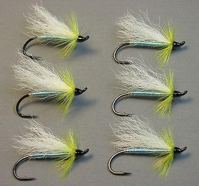 Trout The Marjack fly Hairwing pattern for Atlantic Salmon Steelhead