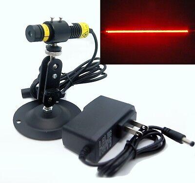 Focusable 635nm 30mw Industrial Laser Line Modulelocator Red Laser