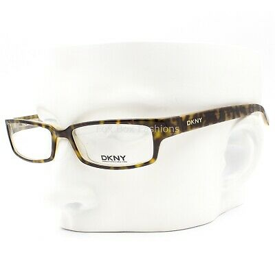 Dkny DY 4561 3020 Eyeglasses Frames Glasses Yellow Brown Tortoise (Yellow Eye Glasses)