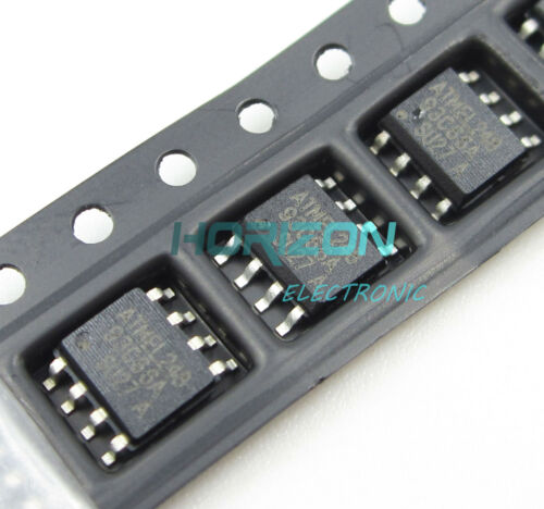 50PCS Original SOP-8 ATMEL AT93C66A AT93C66 93C66 SOP8 3 wire Serial EEPROM new