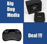 LIVE TV SERVICES & BEST ANDROID BOXES AROUND