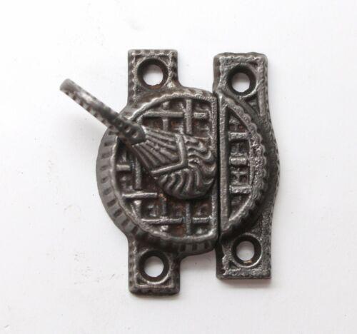 Antique Aesthetic Iron Window Lock