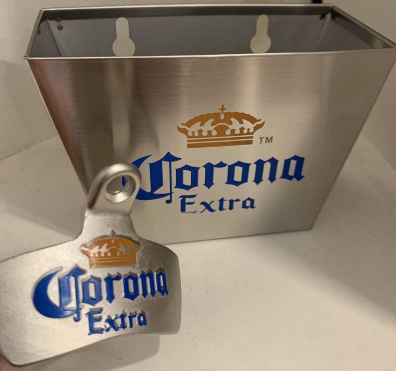 Corona Beer Bottle Opener and Catcher