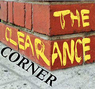 The Clearance Corner