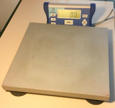 Doran Digital Medical Scale Ds6100 W Bmi Function 500lb Capacity