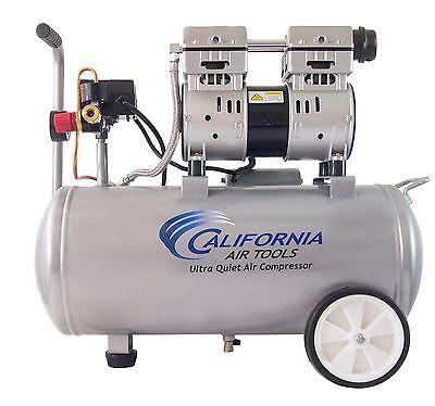 California Air Tools 8010 Ultra Quiet Oil-free Air Compressor - Used