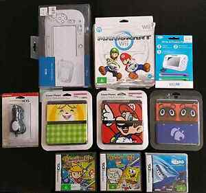 Nintendo Games and Accessories Kogarah Rockdale Area Preview