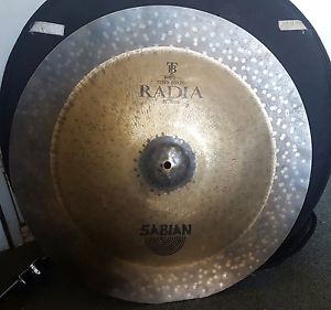 Rare Sabian terry Bozzio radia china Kenwick Gosnells Area Preview