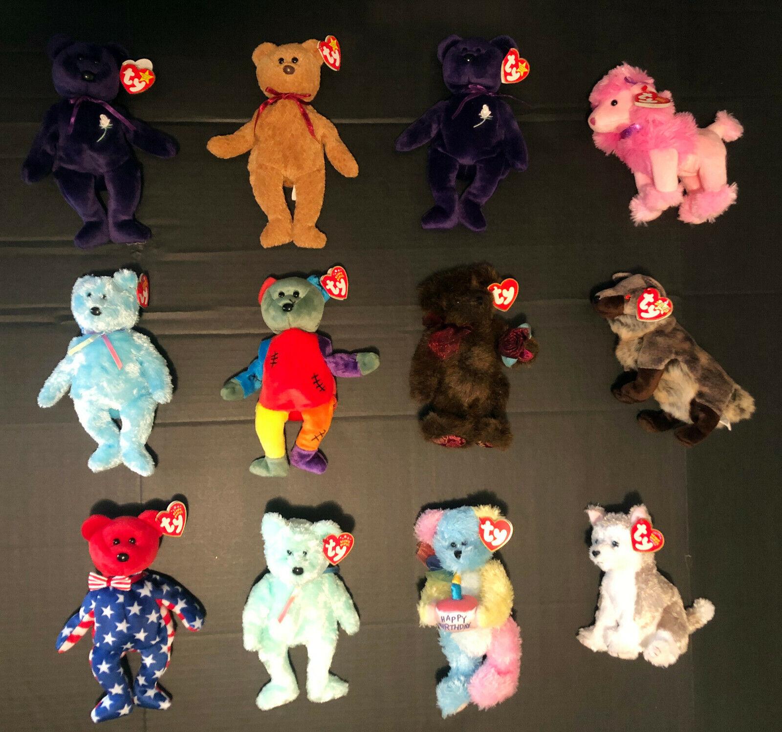 Ty Beanie Babies ($5 each LOT)