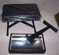 Prome Bx 718 Panca Sgabello Bx718 Piano Tastiera Altezza Regolabile -  - ebay.it