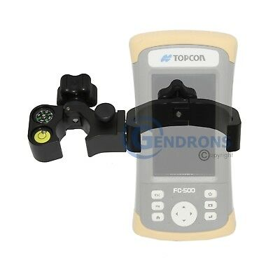 Topcon Fc-500 Surveying Data Collector Bracketclampgpsroboticseco