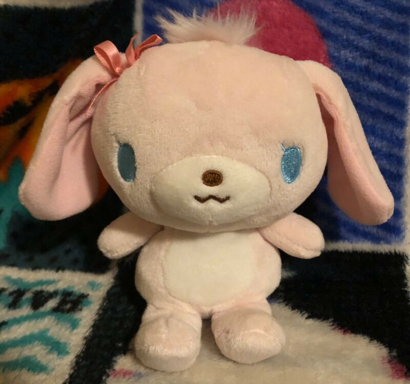 Sanrio Sugarbunnies Pink Plush