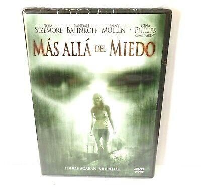 MAS ALLA DEL MIEDO DVD NUEVA PRECINTADA