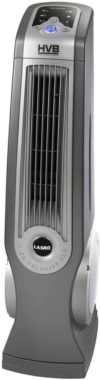 Oscillating High Velocity Fan with Remote Control Heating, Cooling & Air