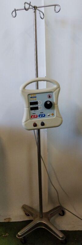 Zimmer ATS 1200 Automatic Dual Tourniquet System & IV Pole