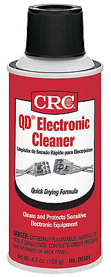 New Crc 05101 Qd Electronic Cleaner - 4.5 Wt Oz.