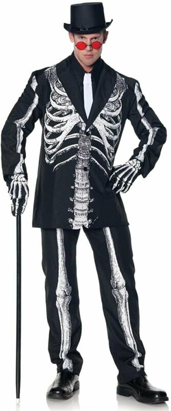 Bone Daddy Adult Costume - XX-Large