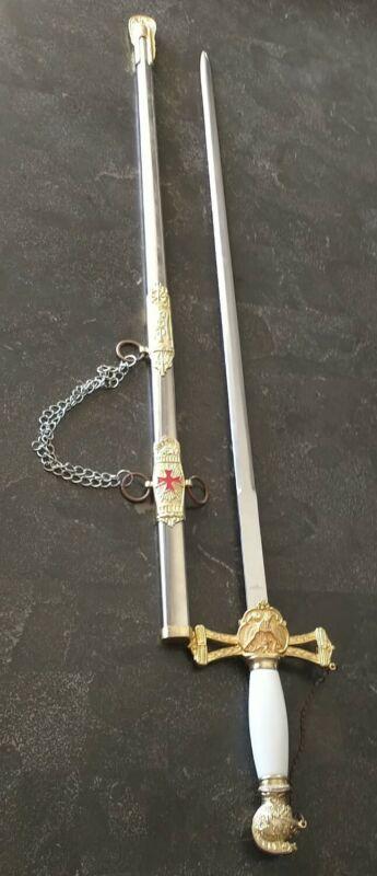 Tomahawk Knights Of St. John Sword