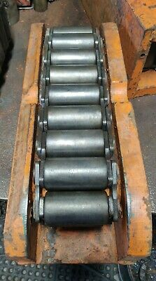 4 Used Hilman 100 Ton Machinery Skate Movers Rollers Rigger