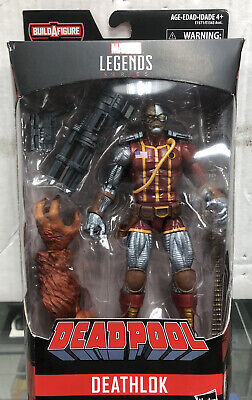 Deathlok Marvel Legends Series Deadpool Action Figure NEW!!