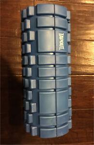 Tapout barrel roller