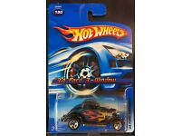 NEW Hot Wheels 1:64 Diecast 2006 #190 /'34 Ford 3-Window Hotrod Hot Rod