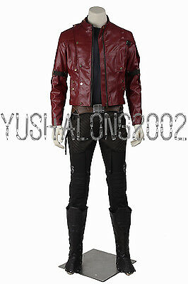 Guardians of the Galaxy Star-Lord Cosplay Kostüm Costume Peter Jason Quill  ()