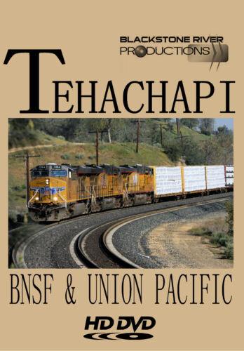 TEHACHAPI BNSF & UNION PACIFIC DVD