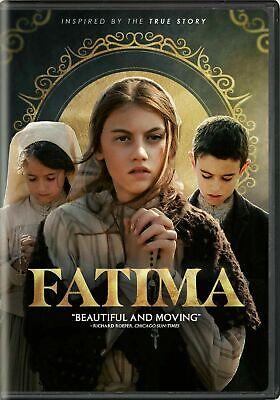 Fatima (DVD,2020) NEW* Drama, Family * PRE-ORDER SHIPS ON 01/28/21
