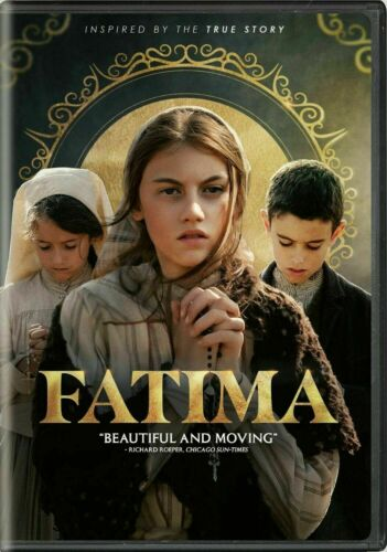 Fatima (DVD,2020) NEW*  Drama, Family *