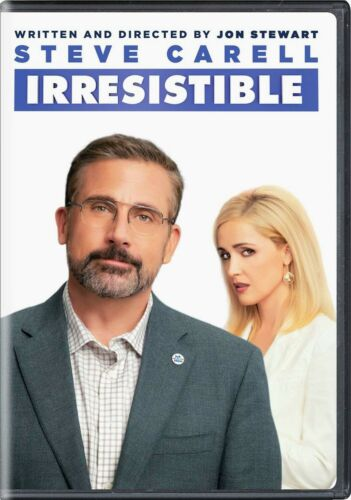 Irresistible DVD - Brand New!