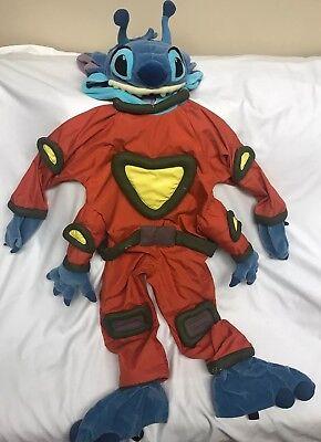 Disney Store Lilo And Stitch 626 Costume Full Body Kids XS 4 5 Halloween - Lilo And Stitch Costumes