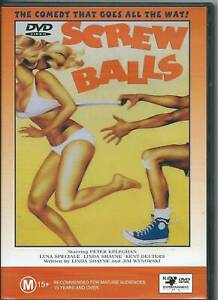 Screw Balls – DVD