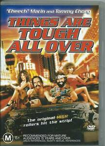Things Are Tough All Over – DVD
