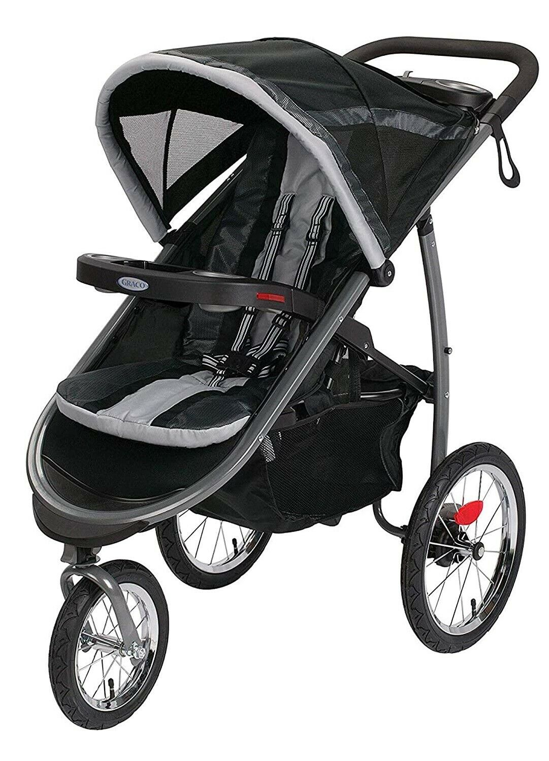 2015 Graco Fastaction Fold Jogger Click Connect Stroller,