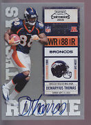 Demaryius Thomas RC Auto