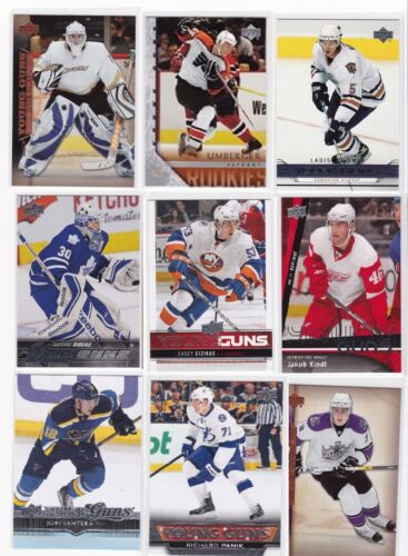 Ud Upper Deck Young Guns 2002/03 To 2016/17 -  U-pick From List  $0.99 Each