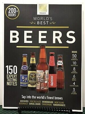 World's Best Beers Expert Tasting Notes Finest Brews Volume 1 FREE SHIPPING
