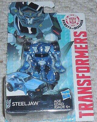 Transformers Robots In Disguise STEELJAW Legion Rid 2.5'' Combiner