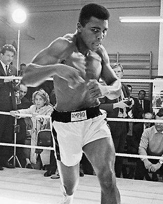 "Muhammad Ali 10"" x 8"" Photograph no 6"