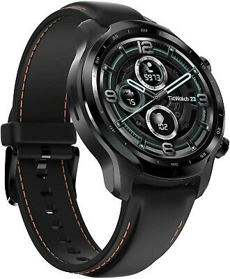 Mobvoi TicWatch Pro 3 GPS Smartwatch Black Wear OS *NO BOX *NEW *FASTEST