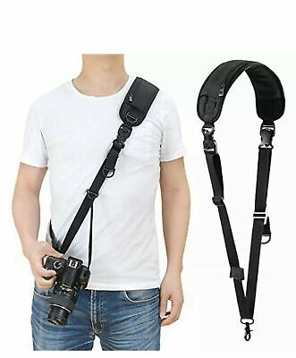 Waka Camera Neck Strap with Quick Release and Safety Tether Free Shipping