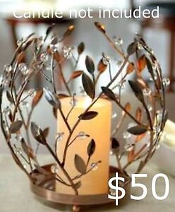 PartyLite candle holder Prestons Liverpool Area Preview