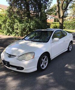 2004 Acura RSX automatique! 130000 km. VGA $1499