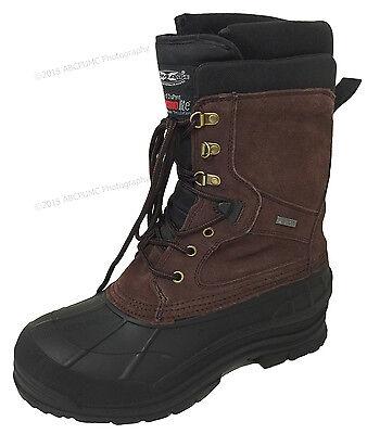 Mens Winter Boots 10