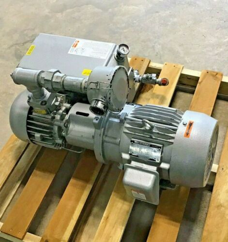 BUSCH RC 0063-A005-1001 PUMP 41 CFM WITH TOSHIBA MOTOR 1730 rpm 3hp