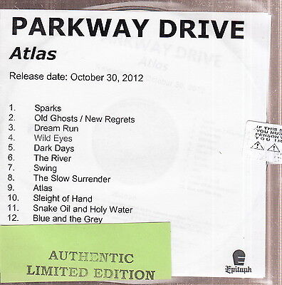 parkway drive limited edition cd sealed on Rummage